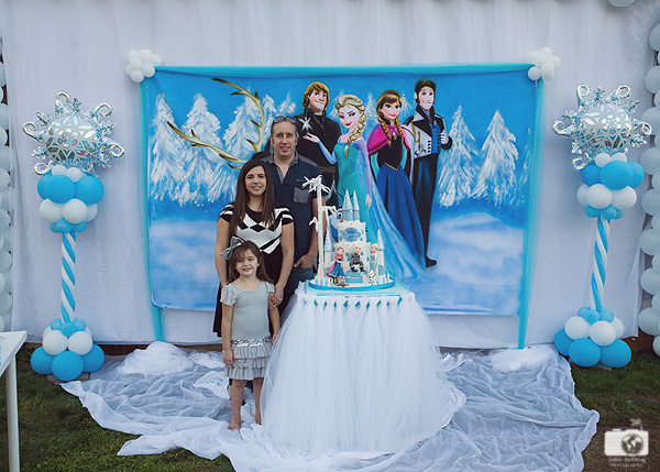 The ultimate Frozen Party.