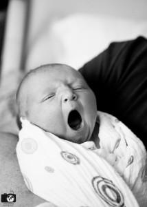 Fresh 48 newborn session.