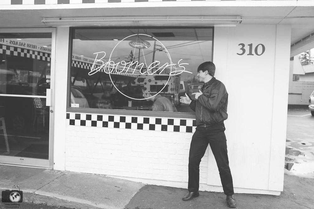 Boomer's Drive-in in Bellingham, WA.