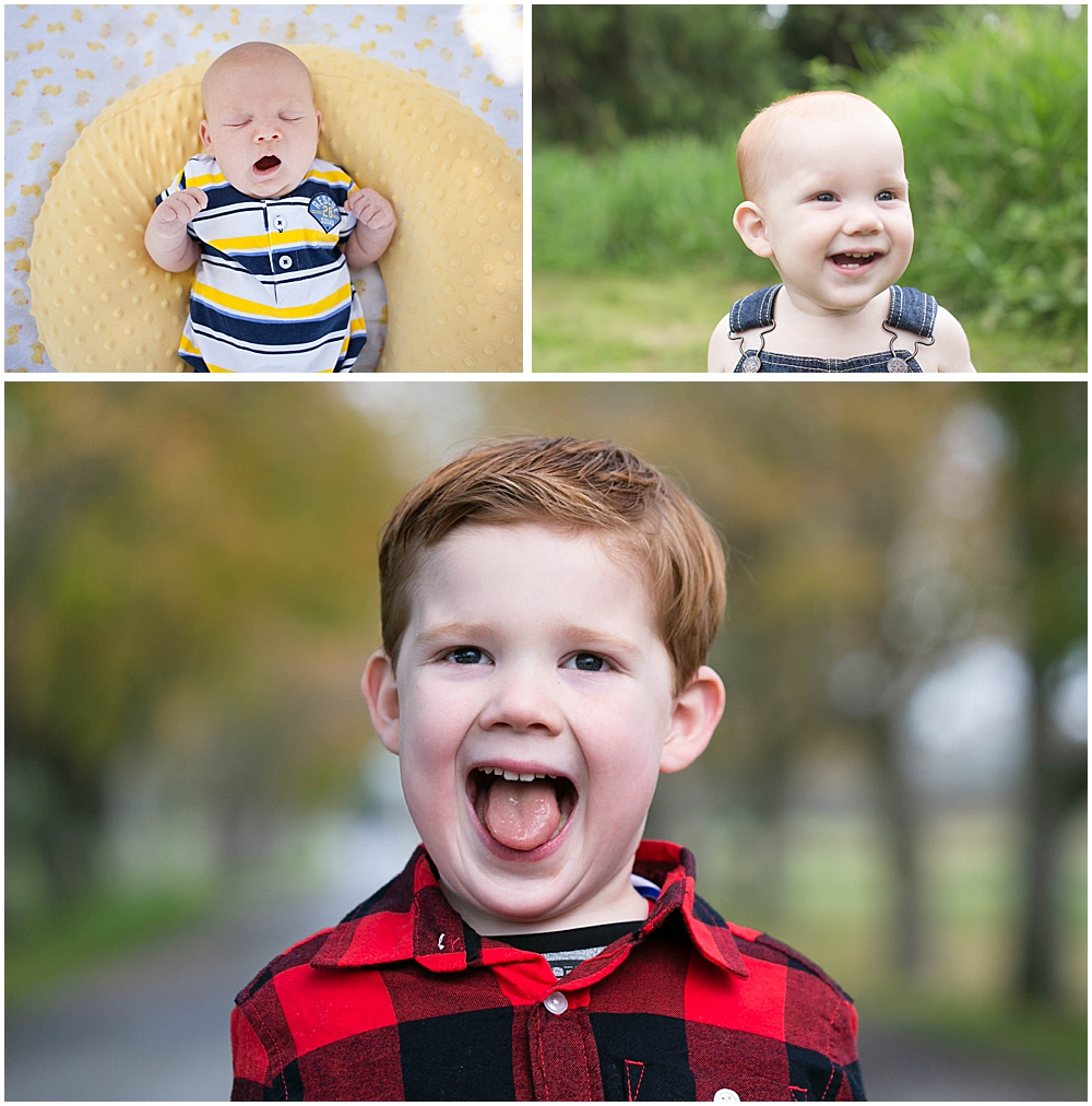 Repeat clients are the best part of being a family photographer.