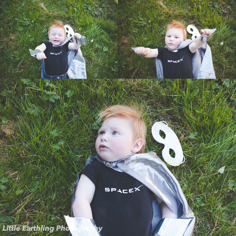 The Superhero Project: Liam. Special needs photography in Bellingham, WA.